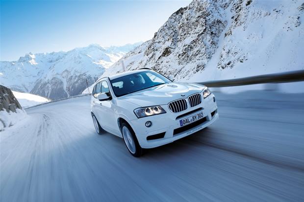 BMW X3 biturbo