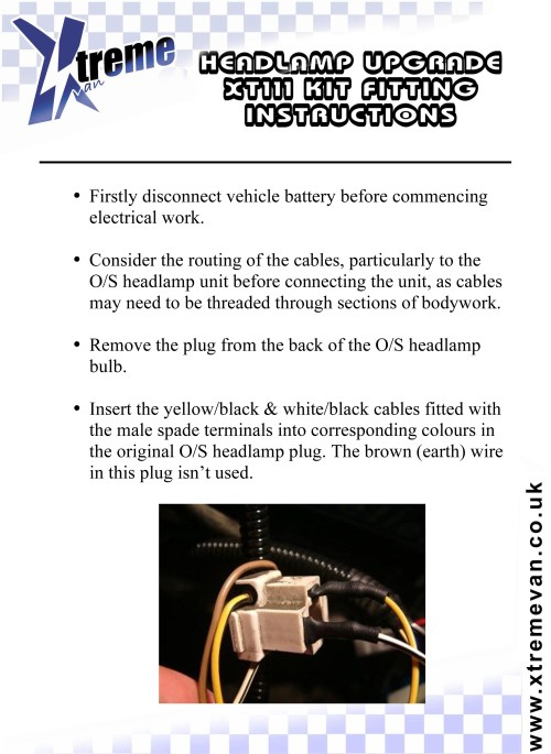 small resolution of vw t4 headlight upgrade wiring diagram