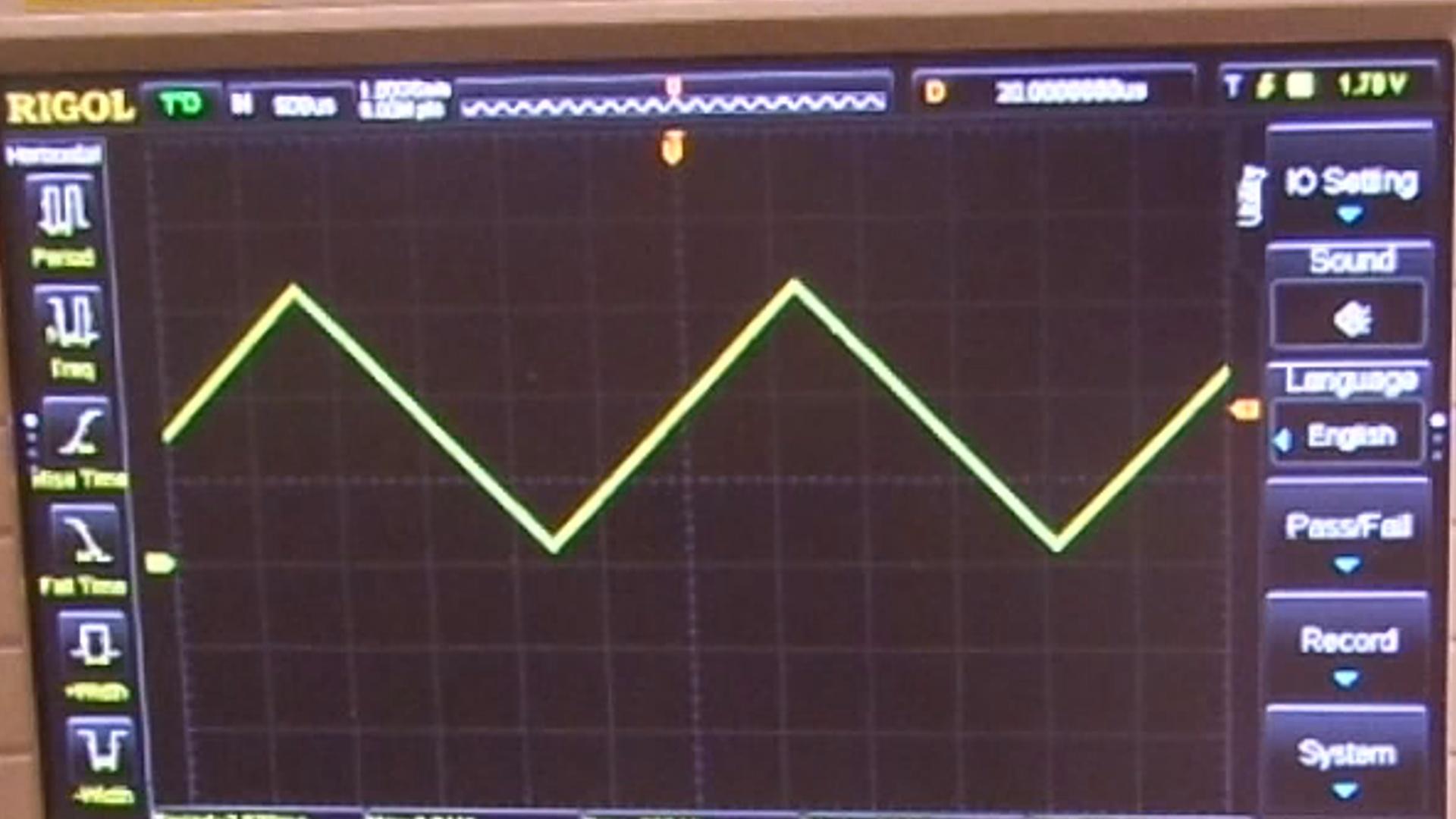 DAC's on ESP32 - XTronical