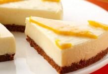Torta gelada de leite condensado