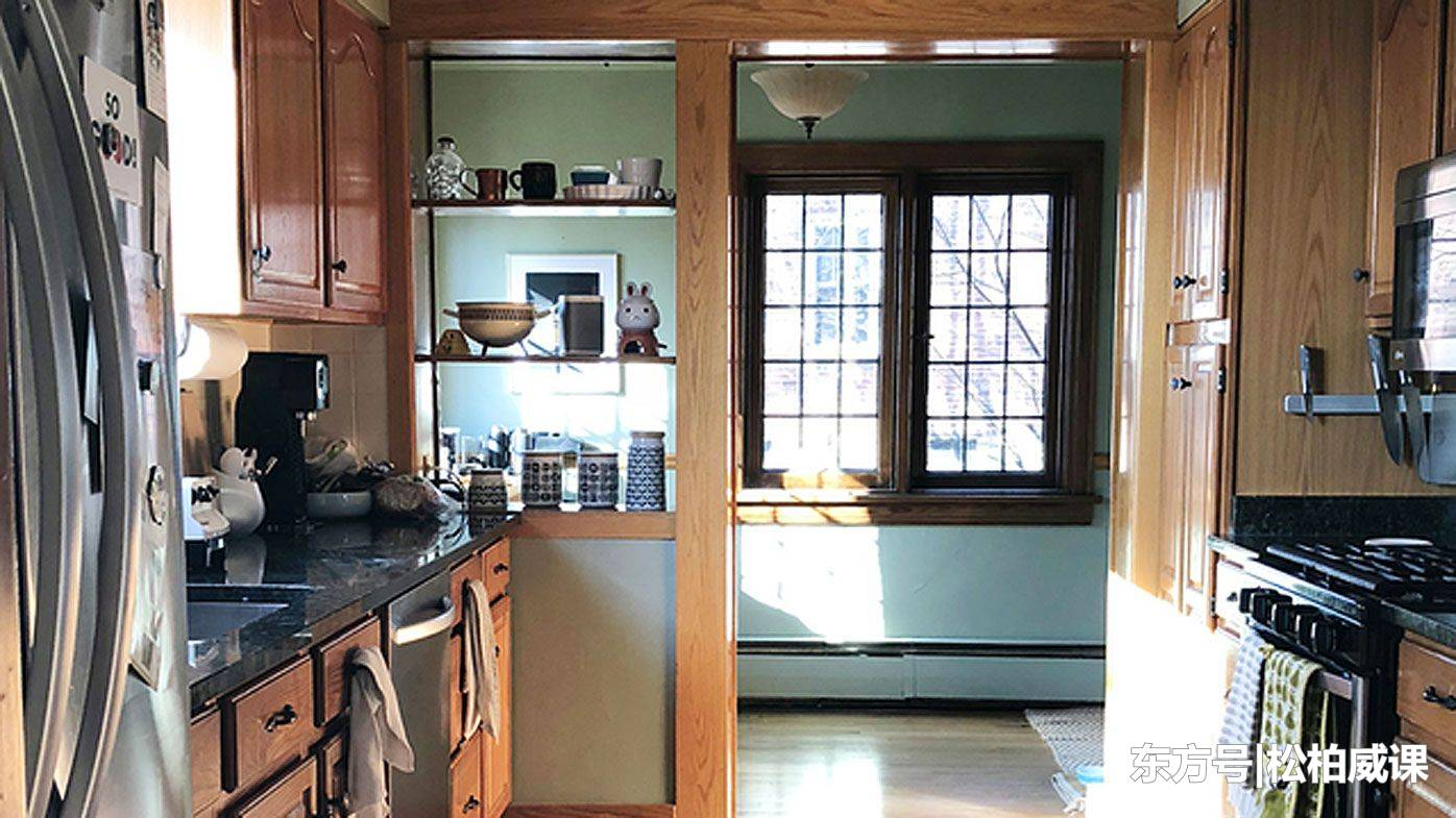 kitchen remodel financing copper sink 厨房可以这样改造 雪花新闻 厨房改造融资