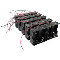 10 pack 2xD Battery Holders by xUmp.com
