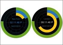 XUS Clock Screenshot 1