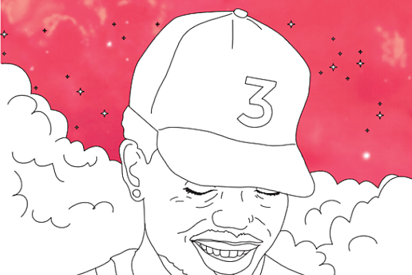Chance The Rappers Coloring Book Gets Actual Coloring