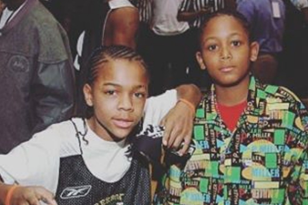 Image result for lil romeo bow wow throwback