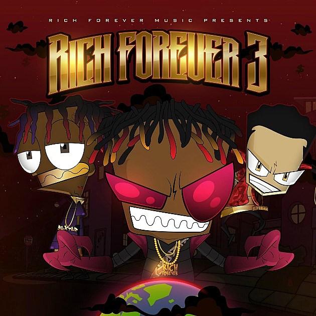 Rich The Kid Shares Rich Forever 3 Mixtape Tracklist  XXL