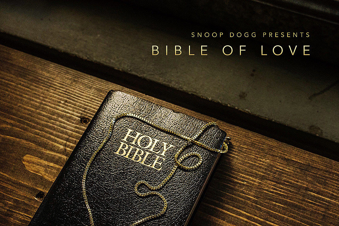 Image result for snoop dogg bible of love
