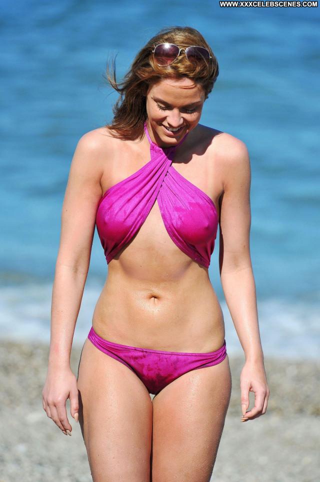 Vicky Pattison Beautiful Posing Hot Celebrity Bikini Hot Candids Babe