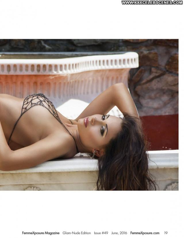 Anna Grigorenko Model Beautiful International Posing Hot Russian