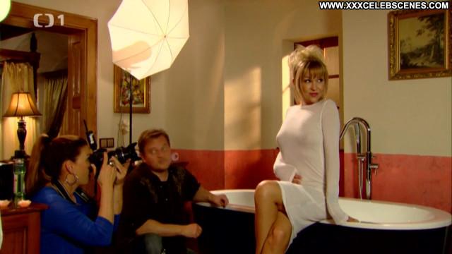 Katerina Hrachovcova Ententyky S  E Hd Celebrity Posing Hot Topless