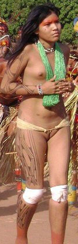 Indigenous Brazilian Women Pussy