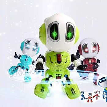 china robot toy factory