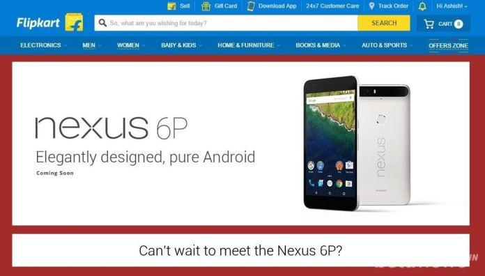 Nexus-6P-Flipkart