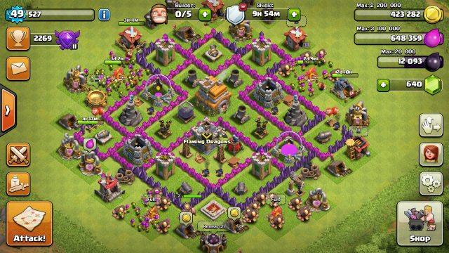 Cash-of-Clans-base