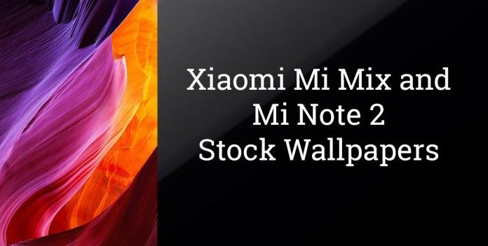 Mi mix mi note 2 wallpapers