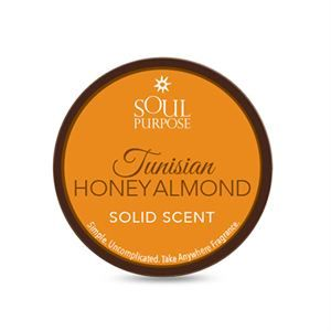 0003474 Tunisian Honey Almond Solid Scent 300