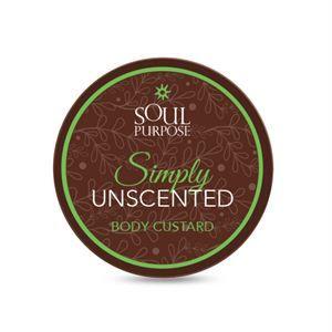 0006561 Simply Unscented Body Custard 4 Oz 300