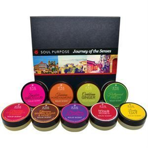 0006578 Journey Of The Senses Solid Scent Sampler 300