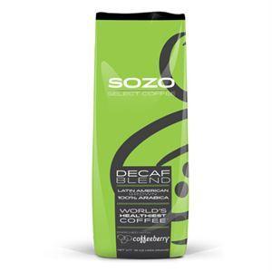 0009034 Sozo Select Decaf Coffee 16 Oz 300