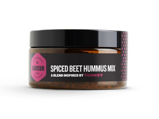 You 9596 Spicedbeethummusmix Front