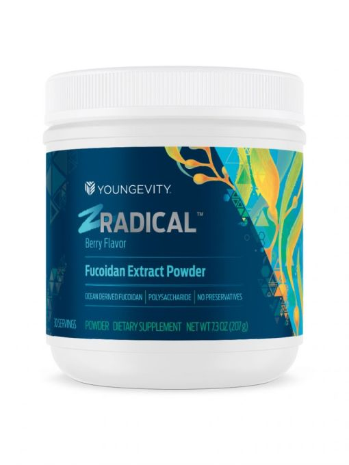 Zradical Rendering Powder 1