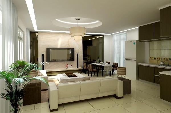 木作 裝潢 系統櫃 客廳 - 雅富室內裝潢工坊