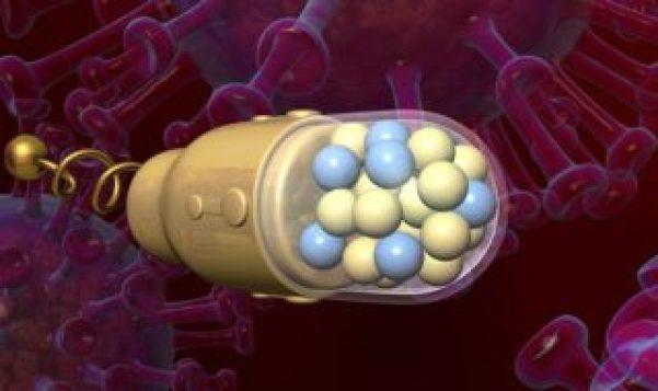 """Nanotechnology """"Pill Bot"""""""