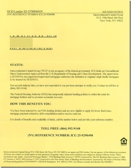 Yaacov Apelbaum-Intercontinental Capital Group Letter 2
