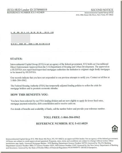 Yaacov Apelbaum-Intercontinental Capital Group Letter 1