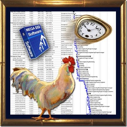 Yaacov Apelbaum-Chicken