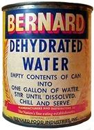 Yaacov Apelbaum - Dehydrated Water