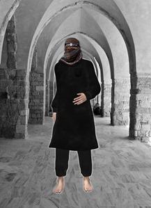Salafi Dress 3