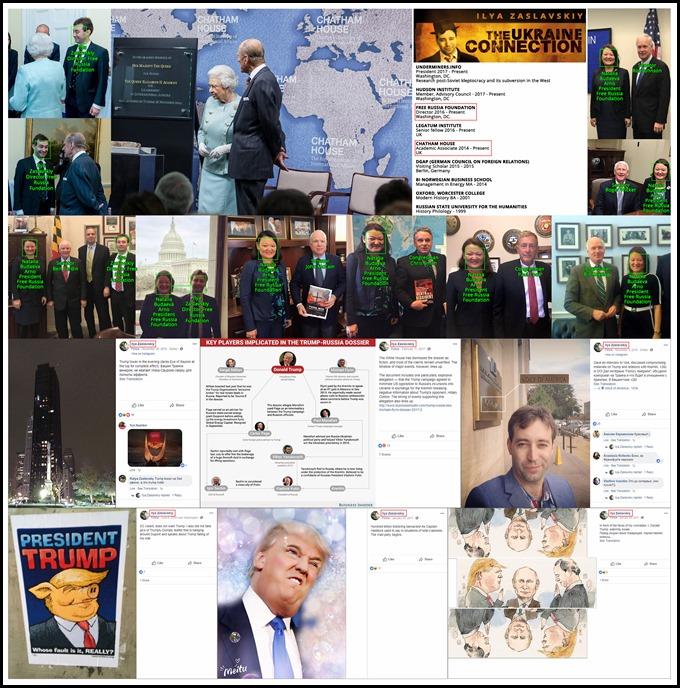 The Trump Dossier The Ukraine Connection