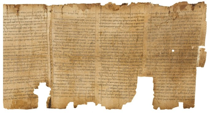Book of Isaiah Scroll