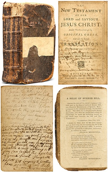 Francis Merrifield Bible