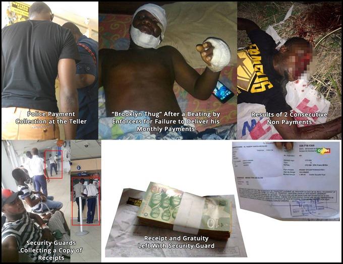 Protection Money