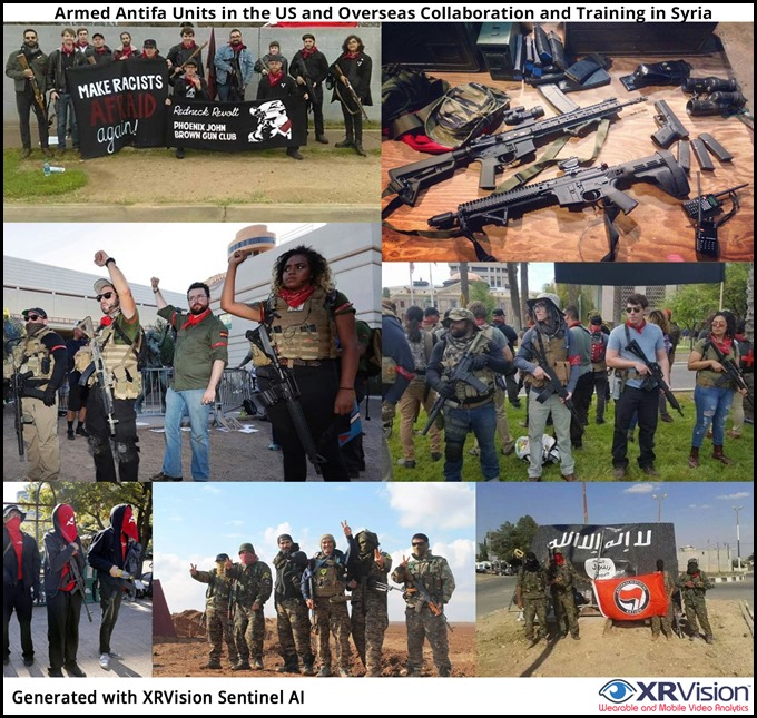 Antifa's Armed Units