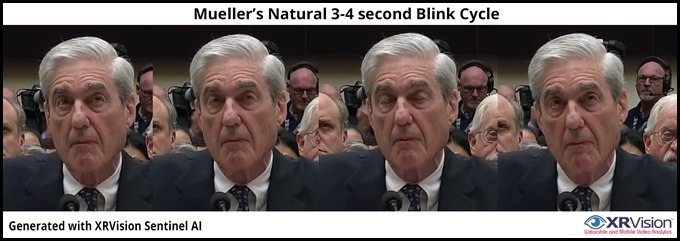 Mueller's Natural Blink Cycle