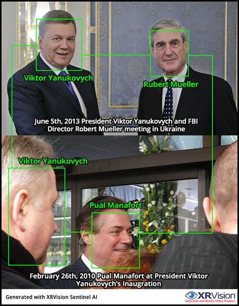 Yanukovych Mueller and Manafort