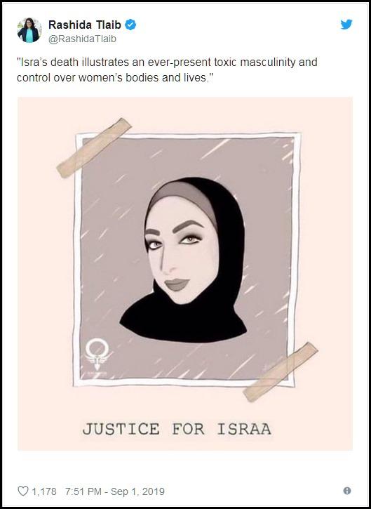 Israa's Death
