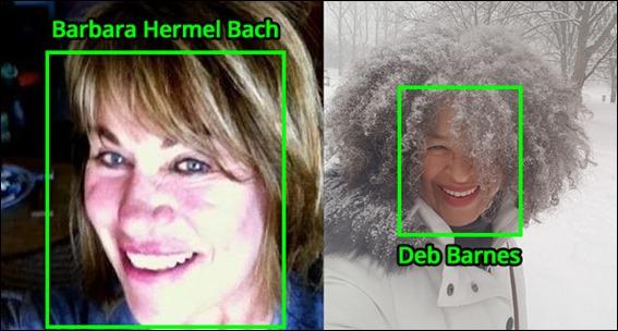 Barbara and Deb