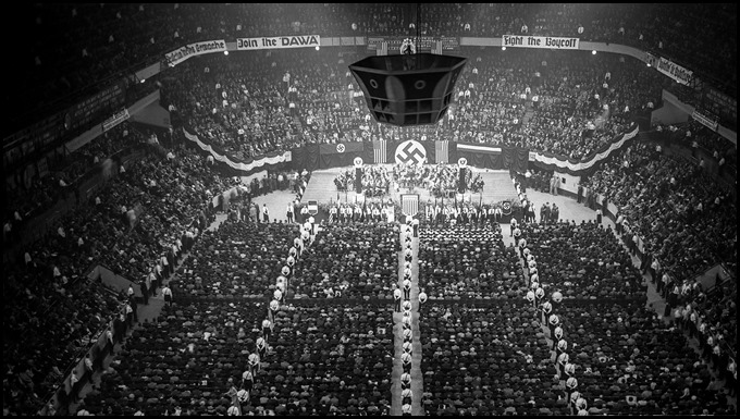 May 17, 1934 A Mass Pro-Nazi Rally in Madison Square Garden