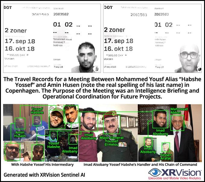 Amin Husain and Yossef Habshe Intel Linkage