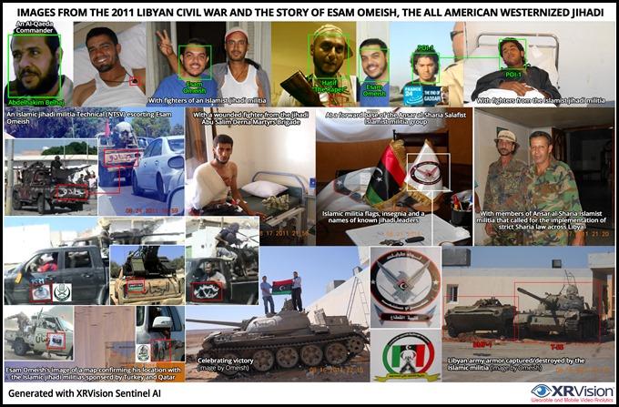 Esam Omeish Jihadi Abu Salim Derna Martyrs Brigade