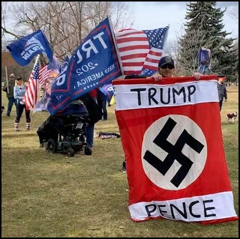 Fake Nazis