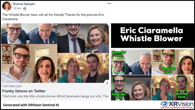 Alexander Soros as Fake Eric