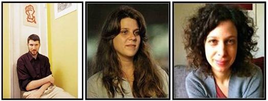 Eli Pariser, Dafna Leif, and Raluca Ganea
