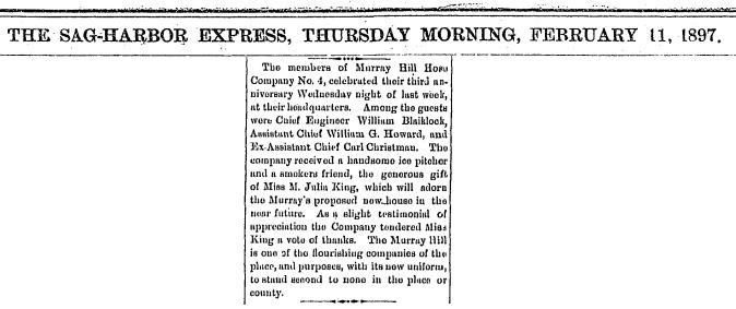 A3  2-11-1897 William Howard Deputy Fire Chief Clip