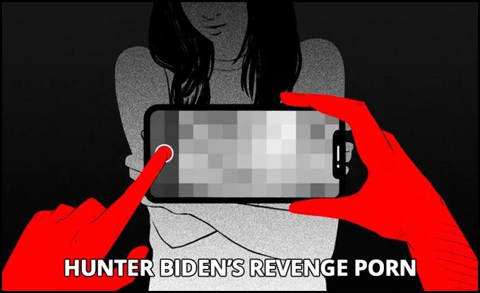 Hunter Biden's Revenge Porn Site