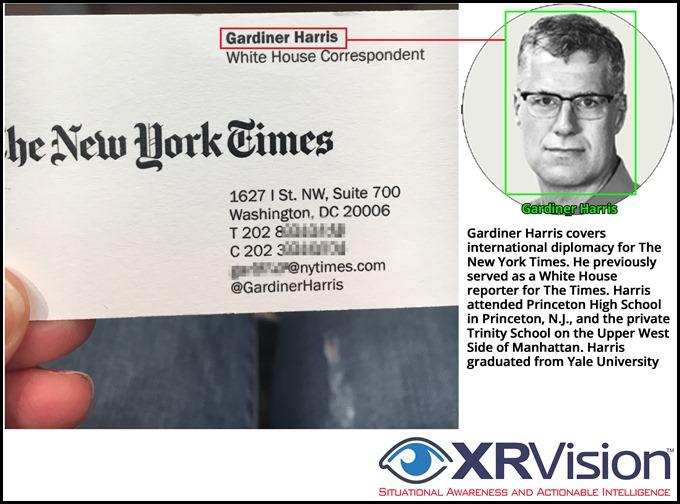 Gardiner Harris NYT